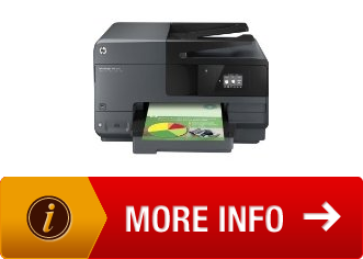 Hp Officejet Pro 8600 8610 Inkjet Multifunction Printer Color